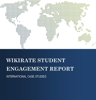 WikiRate Student Engagement Report: International Case Studies+image
