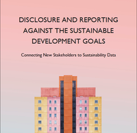 Disclosure and Reporting Against the Sustainable Development Goals: Connecting New Stakeholders to Sustainability Data+image