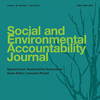 Crowdsourcing Corporate Transparency through Social Accounting: Conceptualising the 'Spotlight Account'+image
