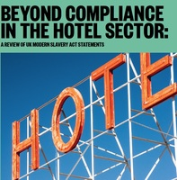 Beyond Compliance in the Hotel Sector: A Review of UK Modern Slavery Act Statements+image